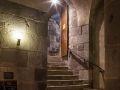 Escalier de la crypte