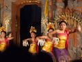 Danseuses balinaises à  Ubud