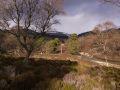 Haute vallée de la Quoich