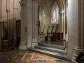Prolongement nord de la nef, dans la cathédrale Christ Church de Dublin
