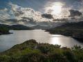 Vue sur l'Upper Lake, dans le parc national de Killarney.