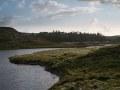 Lac du Connemara, en fin d'après-midi, entre deux averses.